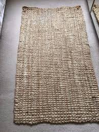 seagrass rug 28inches x 48 inches