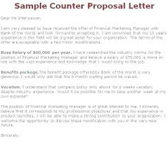 Example Of Counter Offer Counter Offer Sample Vbhotels Co