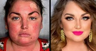 16 before and after makeup transformations photos power of makeup gymbuddy now