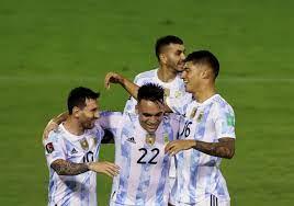 الأرجنتين تحقق فوزا مقنعا على فنزويلا في تصفيات كأس العالم