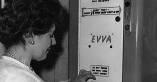 Evva Vending Machine
