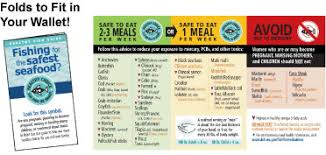 Seafood During Pregnancy Chart 51 True Mercury In Fish Chart