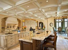 coffered ceiling lighting. Beautiful Coffered Ceiling (josephineyatar) Adds Dimension To This Home Lighting