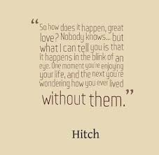 hitch quotes