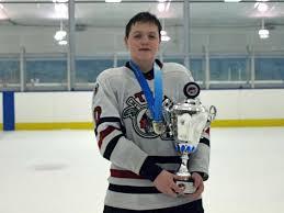 Alex Syring: Ohio Hockey Star Setting Own Path | Youth1