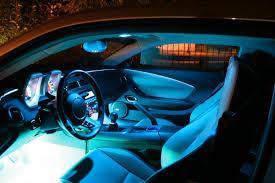 2010 Camaro Footwell Lighting Camaro Abl Interior Camaro Interior Custom Car Interior