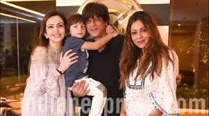 Nita Shah Designer Gauri Khan Had A Special Visitor At Her Store And We Are Not