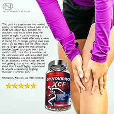 NEW Synovipro Xcel with <b>Glucosamine</b> Sulphate 2KCl, <b>Chondroitin</b> ...