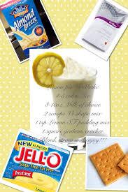 lemon pie vi shake recipe healthy er foods lemon pies and bos