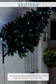 B And Q Christmas Lights The New B Q Christmas Tree That Is Totally Off The Wall