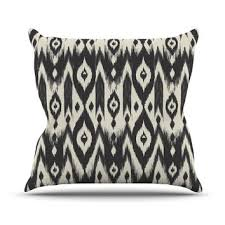 black and cream pillows. Brilliant Black Amanda Lane  Inside Black And Cream Pillows 0