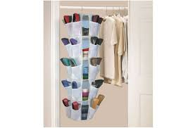 ... Rack, Closet Uses For Hanging Shoe Rack Organizer Design: Glamorous  Hanging Shoe Rack For ...