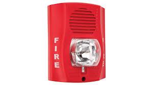 Fire Equipment Cabinet Fire Alarm Notification Devices Annuciators Strobes Etc