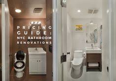 bathroom renovations cost. Budget Basics: Bath Renovation Costs In NYC Bathroom Renovations Cost
