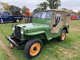 Jeep Cj Wikipedia