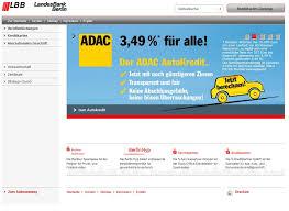 kreditkarte lbb adac