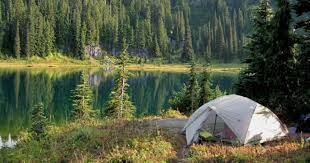 camping in the woods. Interesting The Throughout Camping In The Woods A