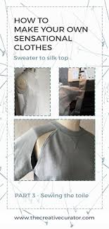 Design And Create Your Own Clothes How To Create Your Own Clothes Part 3 Pattern Making