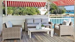 capella 4 piece outdoor lounge suite outdoor living furniture outdoor bbqs