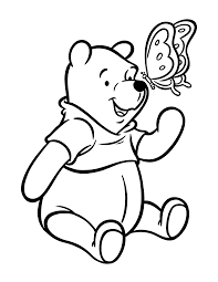 Printable Kids Free Printable Winnie The Pooh Coloring Pages For Kids