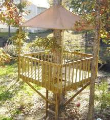 basic tree house pictures. The Treehouse ~ Mom And Her Drill Very Simple, Easy-to-build Tree House - Or So It Seems. | Playhouse/Tree Ideas Pinterest Treehouse, Houses Basic Pictures E