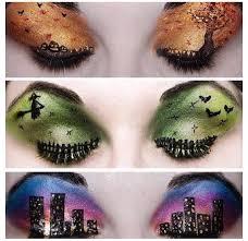 3 really cool eyeshadow designs