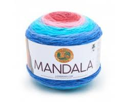Lion Brand Mandala Yarn Patterns Magnificent Mandala Yarn Lion Brand Yarn