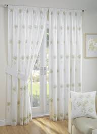 white lined voile eyelet curtains uk redglobalmx org
