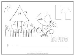 letter h worksheets for kindergarten – wpvideotutorial.club