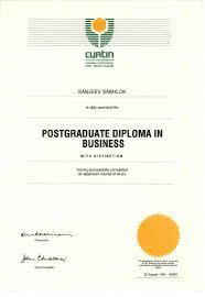 Certificates Of Degrees Diplomas Trainings