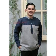Model baju lebaran keluarga & couple muslim terbaru 2021!! 30 Model Baju Koko Kombinasi Terbaru Fashion Modern Dan Terbaru 2021