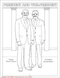 Small Picture Coloring Books President Barack Obama Vice President Joe Biden