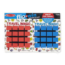 Melissa And Doug Wooden Games Delectable Melissa And Doug Flip To Win Travel Bingo Wooden Game Radar Toys