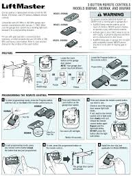 craftsman garage door opener remote 315 keypad manual