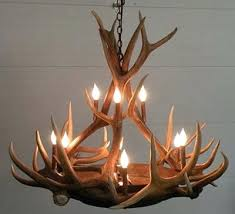 log cabin lighting rustic chandeliers my lighting idea antler chandeliers and lighting company for this chandelier from the peak antler company provides a