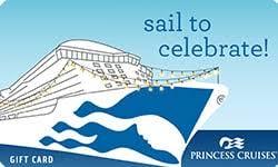 Cruise Gift Certificate Template Cruise Gift Cards Princess Cruises Princess Cruises