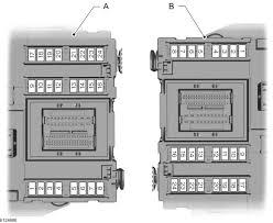 ford s max mk1 2006 2015 fuse box diagram eu version central fuse box