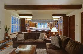 Open Kitchen Living Room Design Open Kitchen Living Room Floor Plans Photo 18 Beautiful