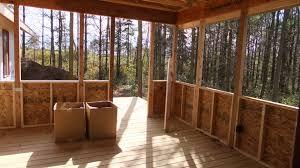 Screened In Porch Design screened in porch screened porch in mt pleasant sc decorating a 8005 by uwakikaiketsu.us