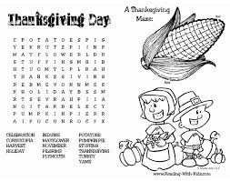 Small Picture 23 Free Thanksgiving Coloring Pages and Activities Round Up