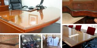 glass tops for wood furniture