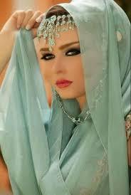 easy wedding hijab style