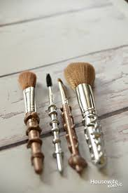 do you have a harry potter fan in your life that would love these elf makeup brushes