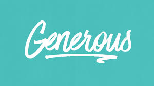Image result for generous