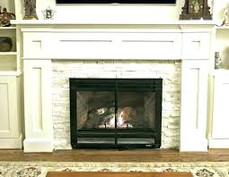 amazing fireplace replacement