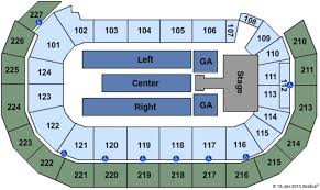 Amsoil Arena Seating Chart Hockey Amsoil Arena Tickets In Duluth Minnesota Amsoil Arena