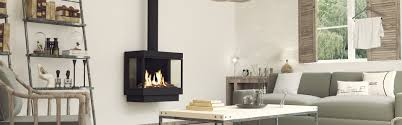 stand alone fireplaces