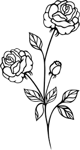 I have two different rose petals details, both optimized for their small size. Vintage Roses Free Svg