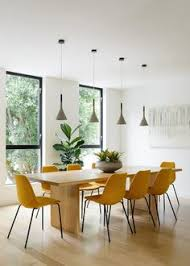 the designer trick that s going to take your dining room to the next level dining areadining room designyellow dining chairsnext dining