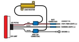 led tail lights wiring diagram diagram led tail lights wiring diagram light your selected product